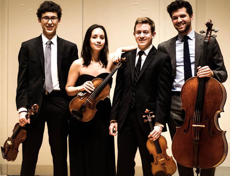 About Kirkwood String Quartet