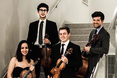 Eine Kleine Nachtmusik Kirkwood String Quartet