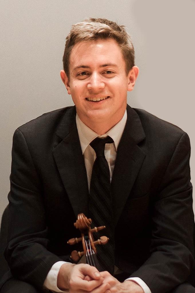 Evan De Long Kirkwood String Quartet