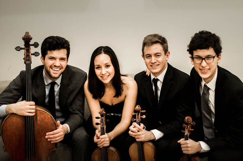 Kirkwood String Quartet weddings