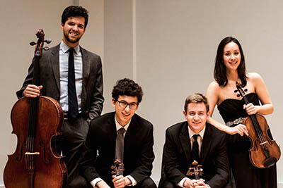 Viva la Vida Kirkwood String Quartet